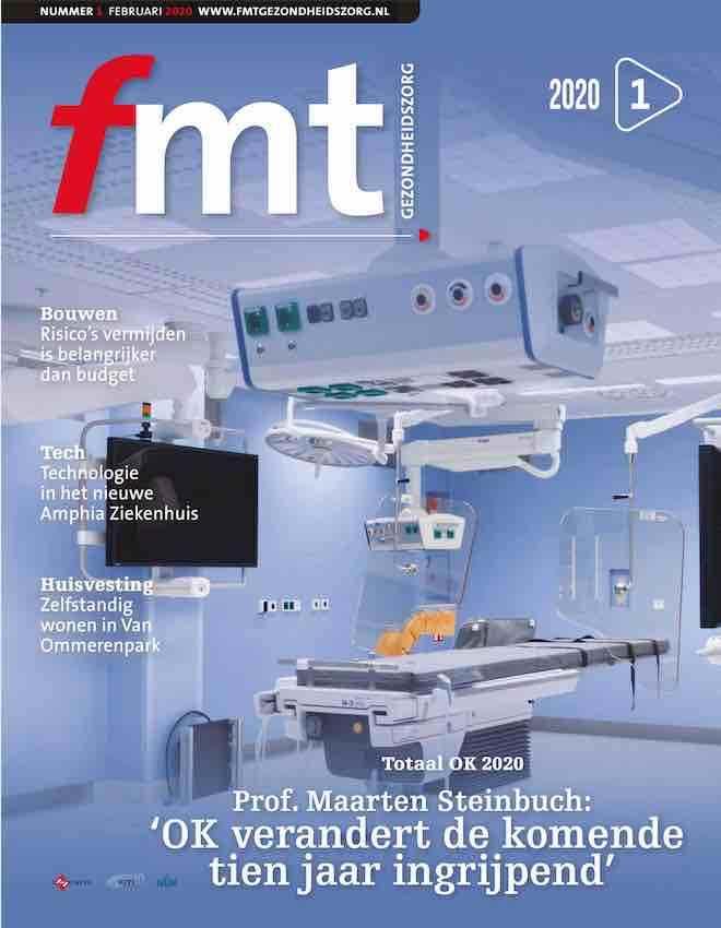Maak kennis met  ons gerestylde magazine