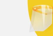 Wavin zet kunststof voor leidingen in  voor gezichtsschermen tegen corona